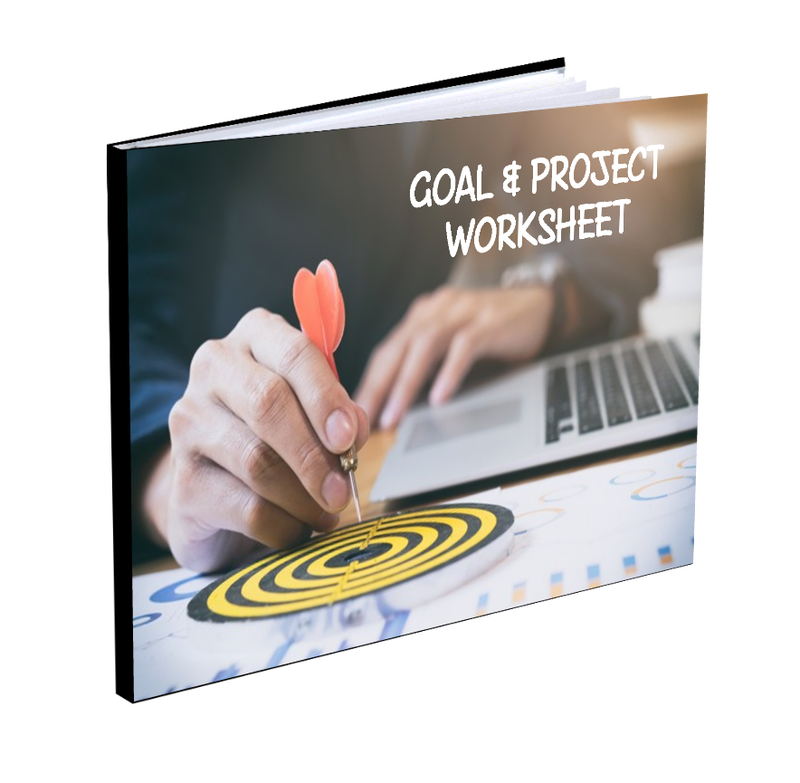 Goal & Project Worksheet