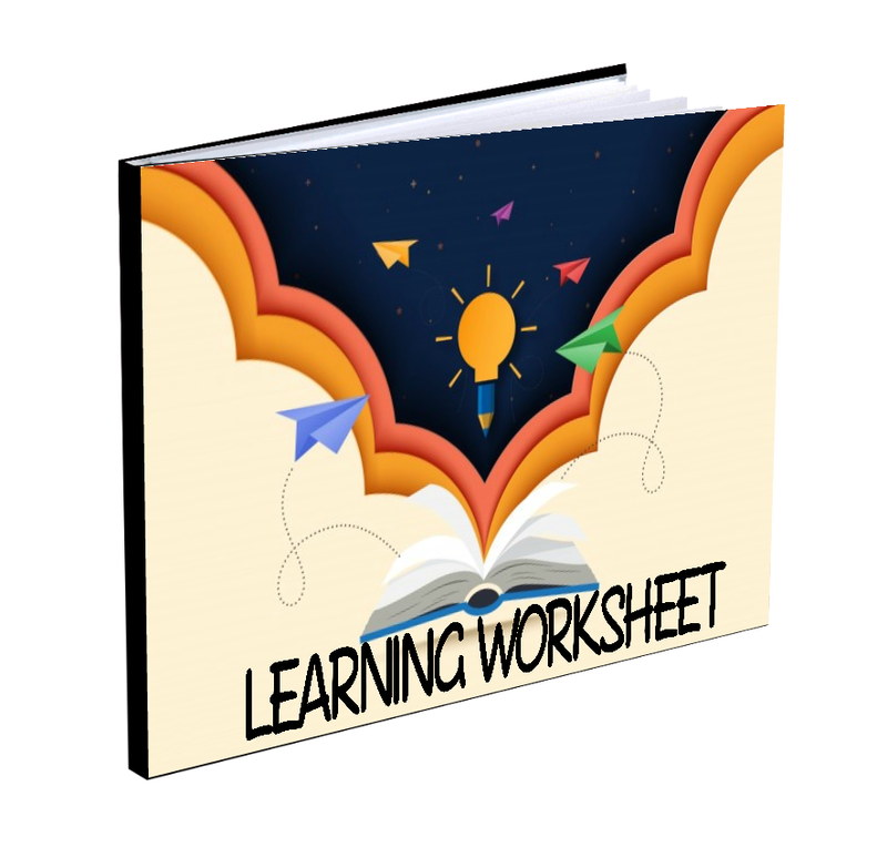 Learning Worksheet